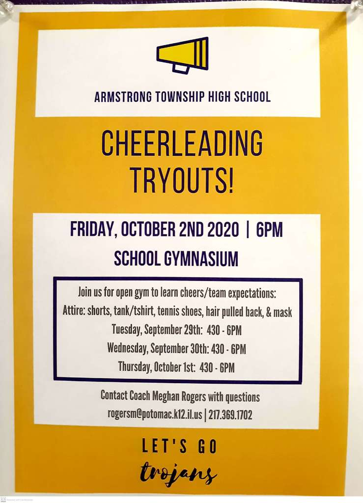 Cheertryouts